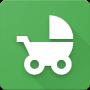 icon Baby tracker - feeding, sleep and diaper (Baby tracker - makan, tidur dan popok)