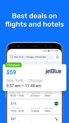 Aviasales - penerbangan murah