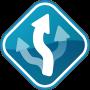 icon MapFactor GPS Navigation Maps (MapFactor GPS Navigasi Maps)