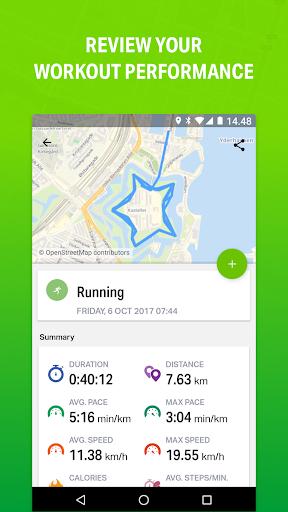 Endomondo - Berlari Berjalan