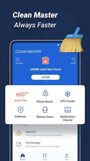 Clean Master - Antivirus Gratis