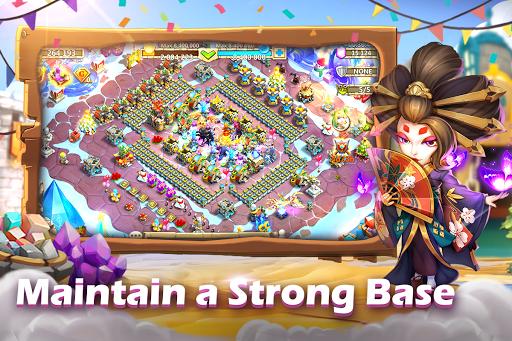 Castle Clash: Skuad Pemberani