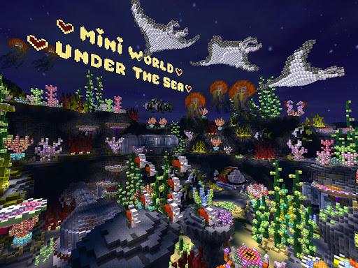 Dunia Mini: Blok Seni