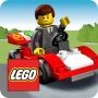 icon LEGO® Juniors Build & Make - safe free kids game (LEGO® Juniors Build Make - permainan anak-anak gratis yang aman)