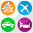 icon org.withmyfriends(2Event Travelmates ke acara) 3.2.23
