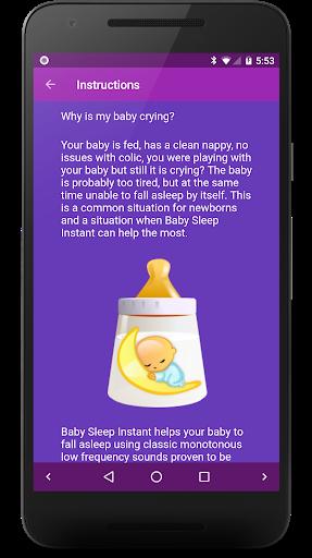 Bayi Tidur Instan