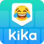 icon Kika Keyboard(Kika Keyboard - Emoji, Emoticon, GIF, Sticker, Tema)