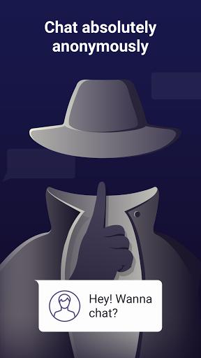 Anonymous kencan dan obrolan gratis