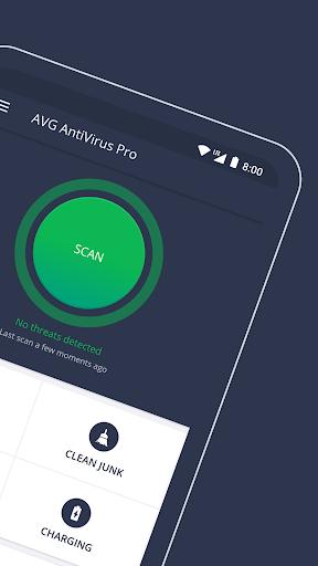 AVG AntiVirus GRATIS untuk Android Security 2017