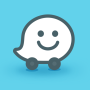 icon Waze - GPS, Maps & Traffic (Waze - GPS, Peta Lalu Lintas)