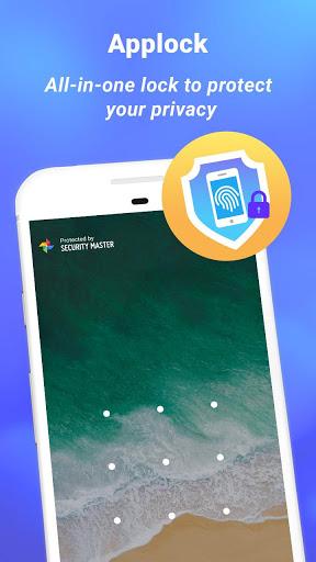 Master Keamanan - Antivirus, VPN, AppLock, Booster