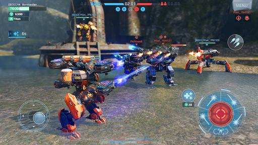 Robot Perang