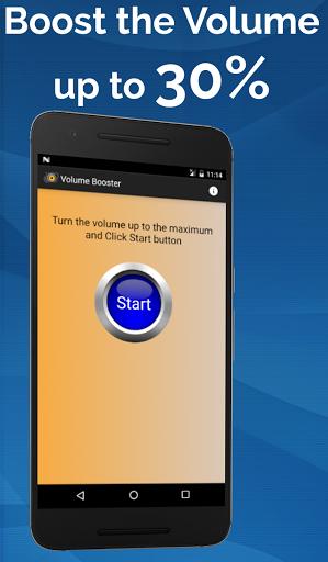 Unduh gratis Volume Booster Amplifier Pro APK untuk Android