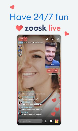 Aplikasi Kencan Zoosk: Bertemu Single