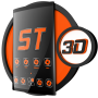icon Soft Touch Orange theme for Next Launcher (Tema Soft Touch Orange untuk Peluncur Berikutnya)