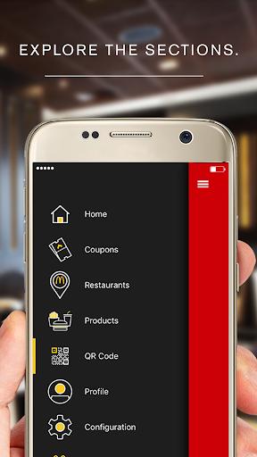 Aplikasi McDonalds - Caribe / Latam