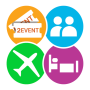 icon org.withmyfriends(2Event Travelmates ke acara)