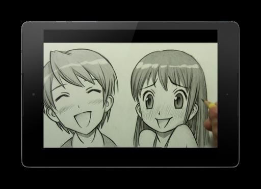 Bagaimana Menggambar Manga
