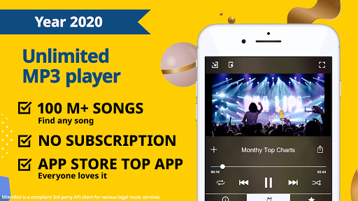 Gratis Music MP3 Music Player (Unduh Sekarang Gratis!